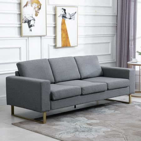 Este sofá encaja en cualquier salón y tiene toda la clase que necesitas por menos de 230 euros