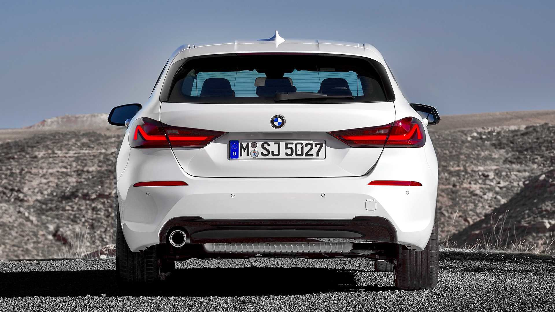 Foto de BMW Serie 1 2020 (31/66)