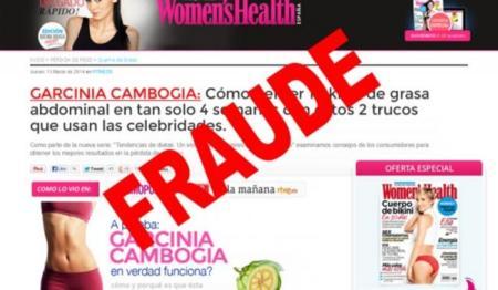 Alerta: fraude con píldoras de Garcinia Cambogia