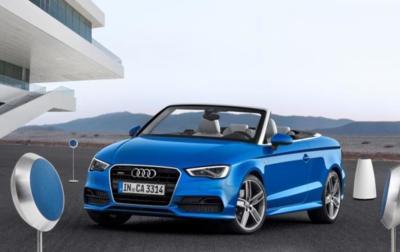 Audi A3 Cabriolet: sonido envolvente a bordo de manos de Bang & Olufsen