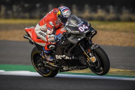Guerra contra el viento: Ducati está probando en Buriram hasta tres nuevas soluciones aerodinámicas