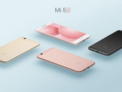 Oferta Flash: Xiaomi Mi5c, con el nuevo procesador Surge S1, por 238 euros y envío gratis