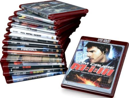 Warner te cambia discos HD DVD por Blu-Ray