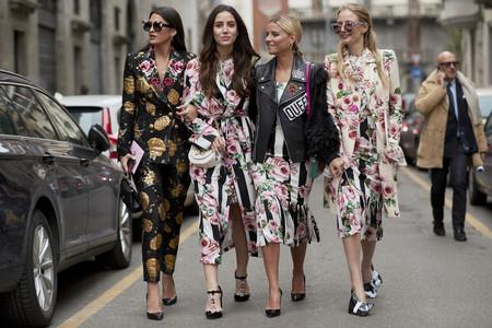 17 vestidos de flores que te enamorarán esta primavera