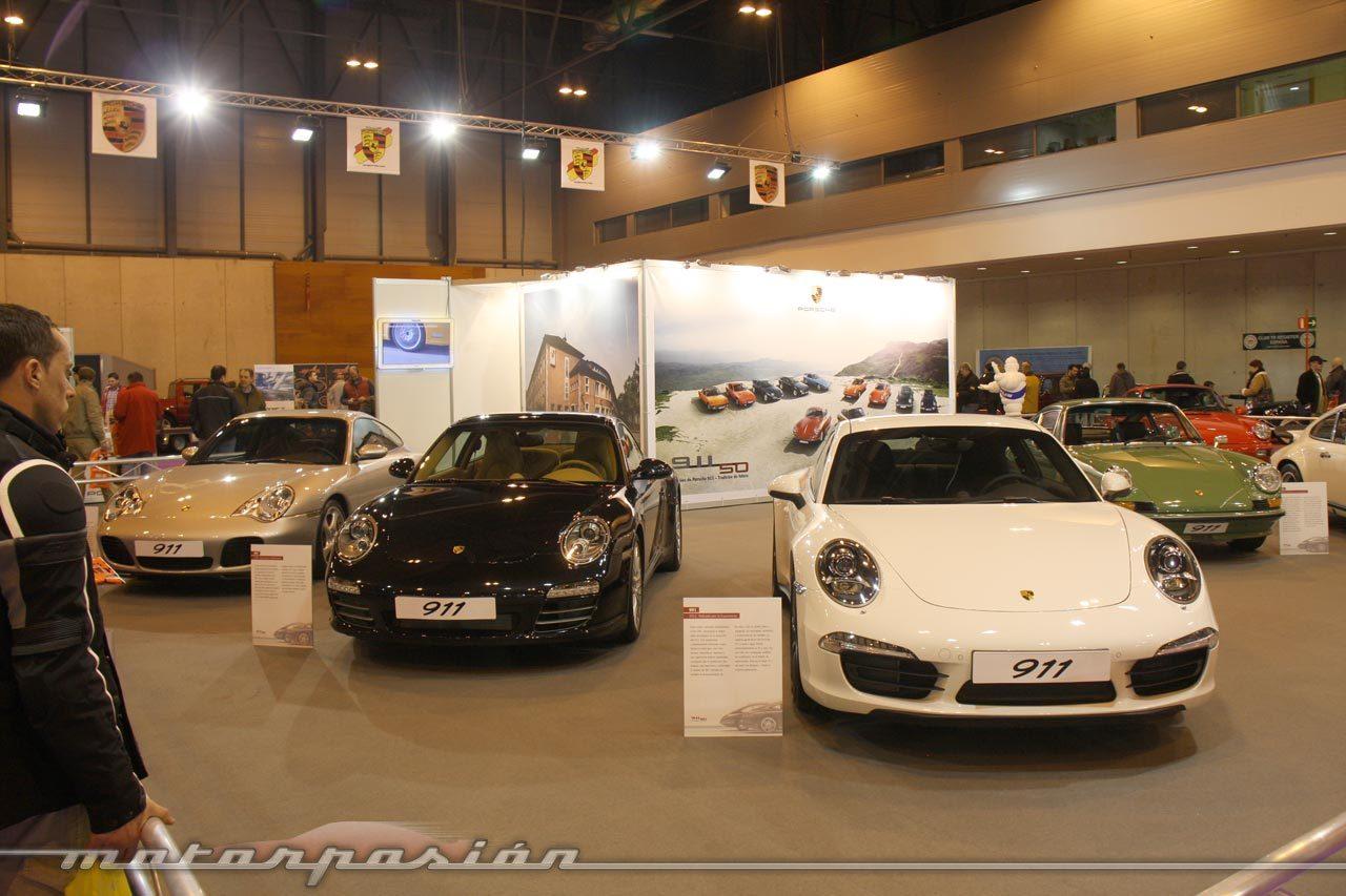 Foto de Concentración Porsche ClassicAuto Madrid 2013 (1/28)