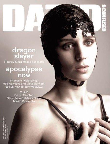 Celebrities en revistas y más y más revistas