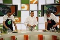 Duelo de chefs, versión famosos