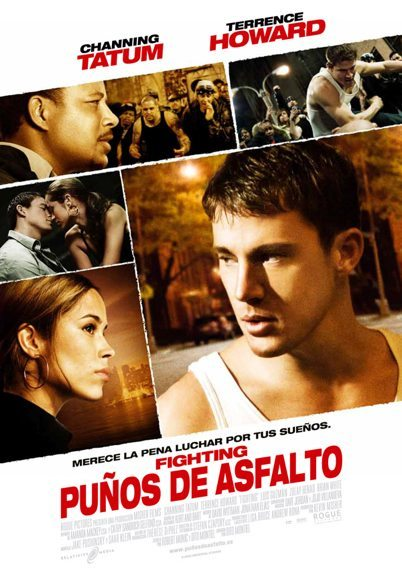 'Fighting: Puños de asfalto', con Channing Tatum, cartel y tráiler