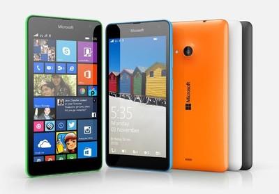 Microsoft libera una actualización para el Lumia 535 que resuelve problemas con la pantalla táctil