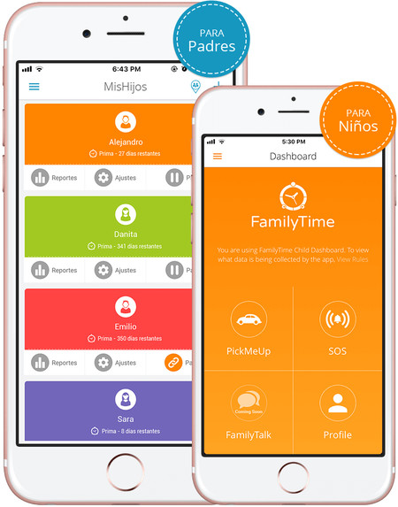 Apps Control Parental Family Time