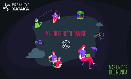 Mejor portátil gaming: vota en los Premios Xataka 2020