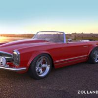 ¿Prepararías así tu Mercedes-Benz SL230?