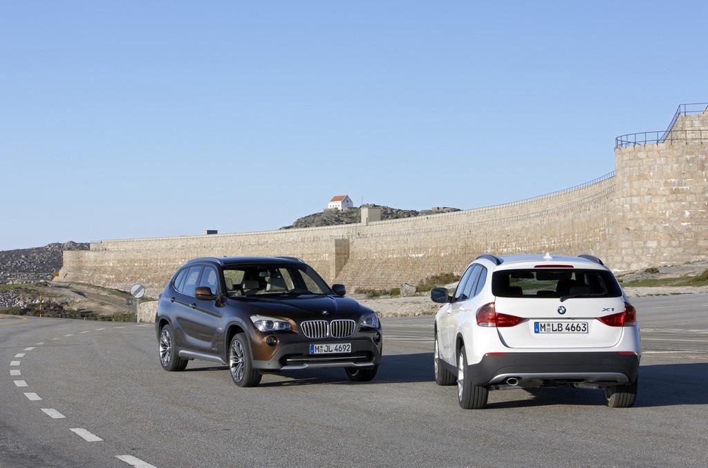 Foto de BMW X1 (70/120)