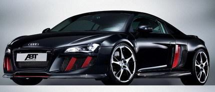 Audi R8 por ABT, más información y fotos