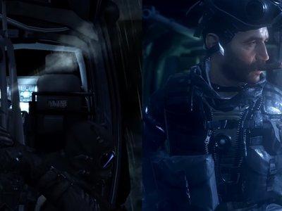 Un vídeo comparativo muestra las diferencias entre Call of Duty: Modern Warfare y su remasterización