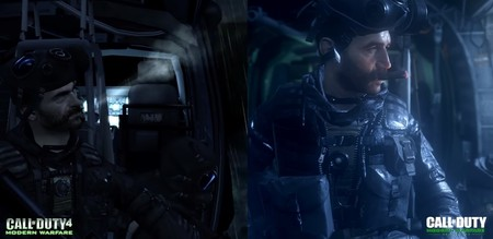 Un vídeo comparativo muestra las diferencias entre Call of Duty: Modern Warfare y su remasterización