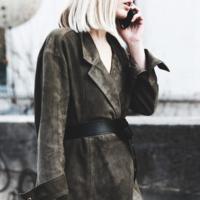 Las calles de Paris se visten con piel (de ante)