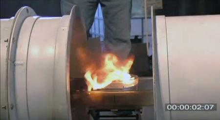 La agencia DARPA investiga como apagar fuegos sólo con sonido