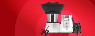Uno de los robots de cocina más atractivos en calidad precio de oferta en el Black Friday: Taurus Mycook One por menos de 300 euros