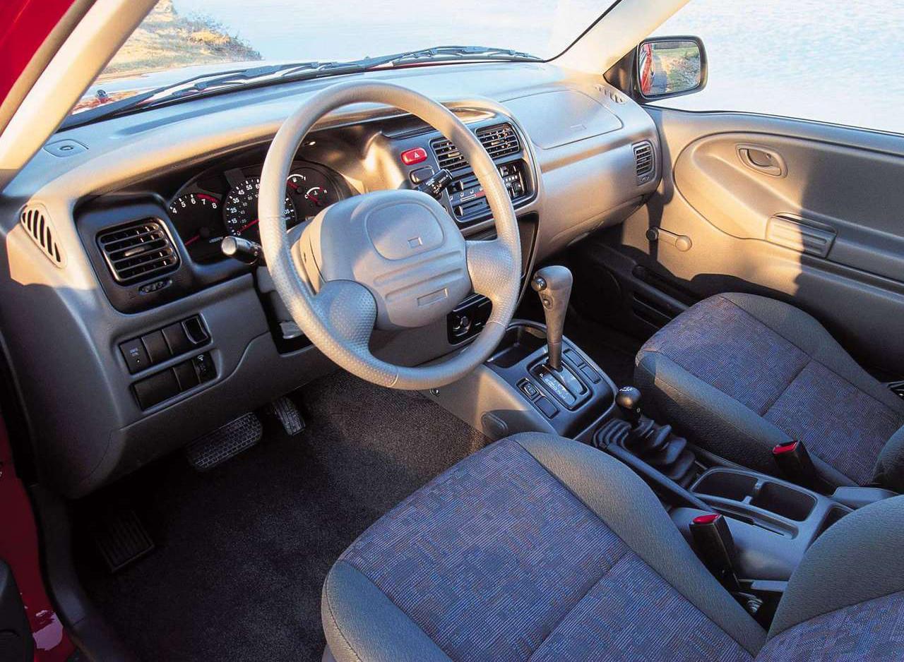 Foto de Chevrolet Tracker (7/14)