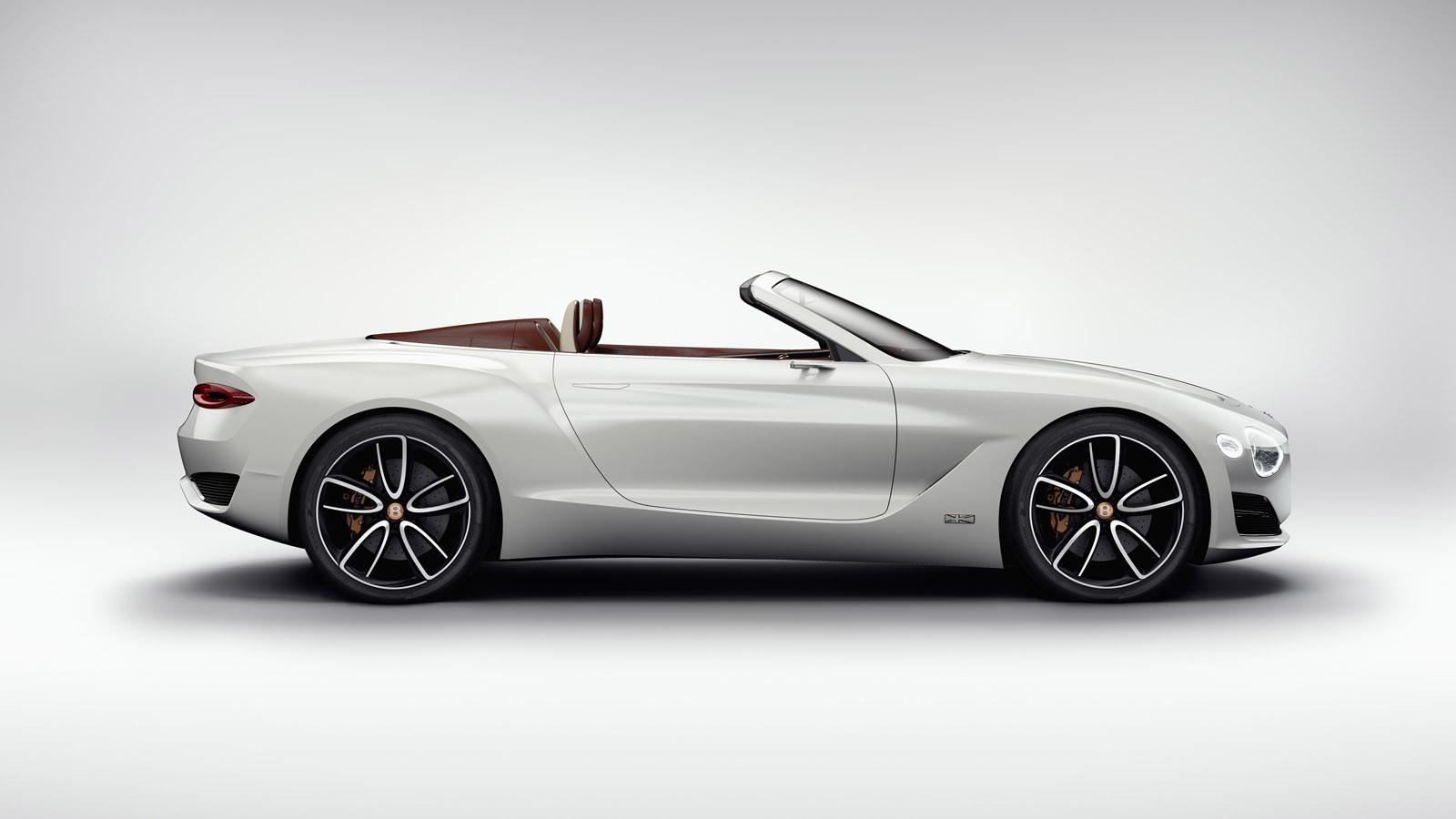 Foto de Bentley EXP 12 Speed 6e concept (6/11)