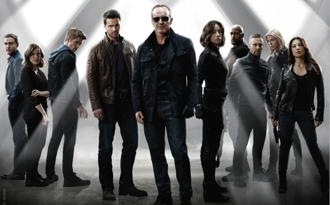 Agents Shield