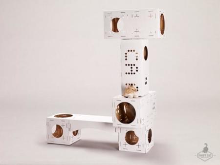 Construye Tu Mismo Casa Juegos Gato Poppy Cat