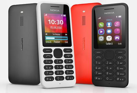 Nokia 130, para Microsoft los teléfonos básicos aún vivirán