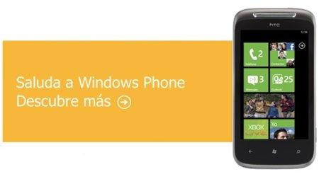 Lo prometido es deuda: llegan Windows Phone 7 y los servicios de Zune en España