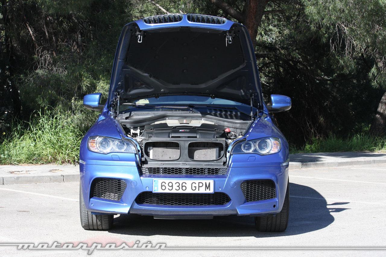 Foto de BMW X6 M (prueba) (41/41)