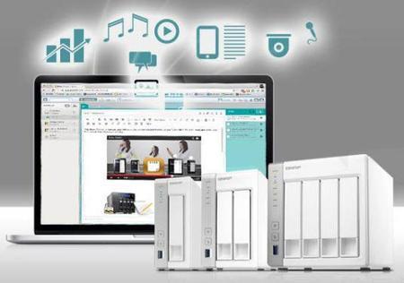 QNAP presenta la nueva serie de NAS TS-x31 pensados para el hogar