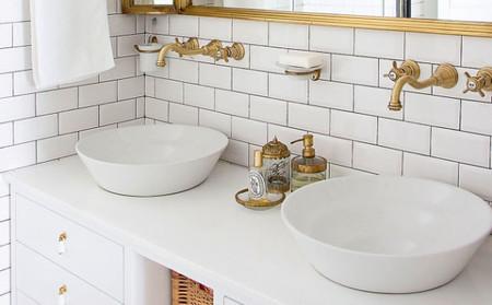 lavabos sobre encimeras