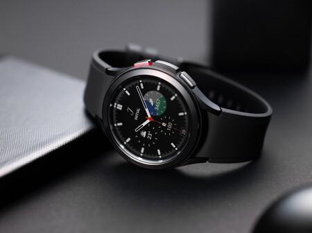 Samsung Galaxy Watch 4 Classic Diseno