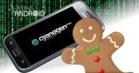 Samsung libera el código fuente de Android 2.3.3 Gingerbread para el Galaxy S