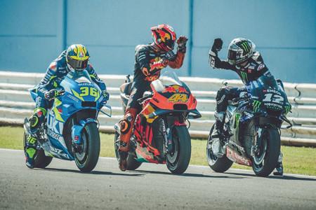 Vinales Espargaro Motogp 2019