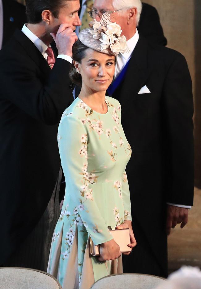 Pippa Middleton Boda Del Principe Harry Y Meghan Markle 2