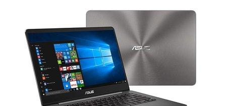La potencia no está reñida con la ligereza en el ASUS ZenBook UX430UA-GV266T que Mediamarkt nos ofrece ahora por 999 euros
