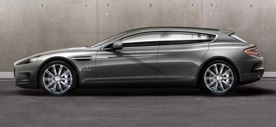 Aston Martin Rapide Jet 2+2 de Bertone, elegante 'one-off' para Ginebra
