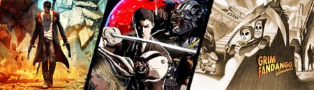 ¡Aún no los juegas! Devil May Cry, Killer is Dead y Grim Fandango Remastered están de oferta en Steam
