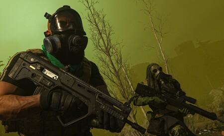 Surrealista situación en Call of Duty: Warzone: las bombas nucleares de Verdansk despegan antes de tiempo, pero no explotan al llegar a tierra