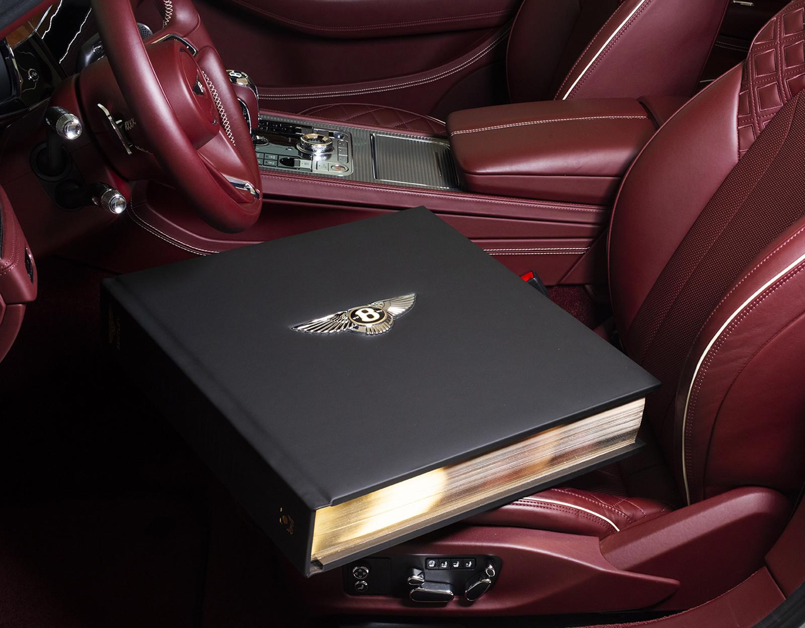 Foto de Bentley Centenario (libro) (1/9)