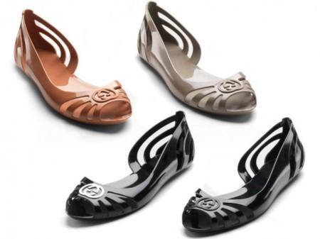 Colección de calzado Sustainable Soles de Gucci