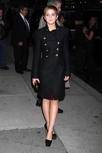 Los últimos looks de Emma Watson en la promoción de la película de Harry Potter