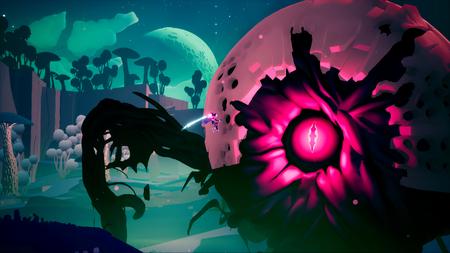 Primer tráiler de Solar Ash Kingdom, el nuevo juego de los creadores de Hyper Light Drifter