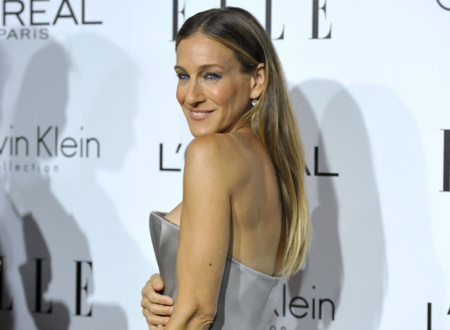 Elle Women in Hollywood 2012, las famosas van de la mano de Calvin Klein Collection