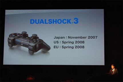 TGS 2007: Resumen de la conferencia de Sony
