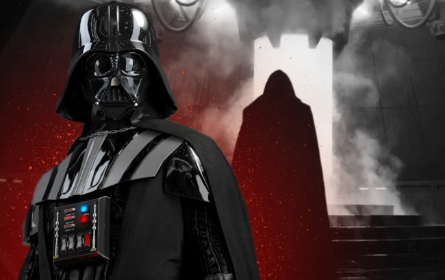 Darth Vader está en Rogue One