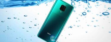 Este es el único smartphone Xiaomi capaz de sobrevivir a una caída al fondo de la piscina