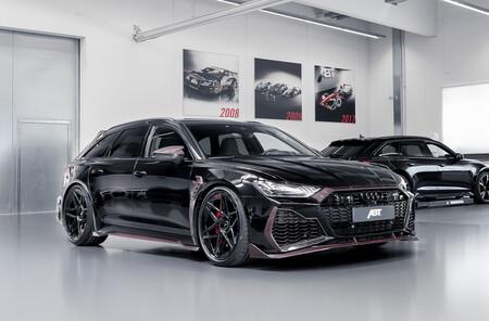 ABT Audi RS 6 Johann Abt Signature Edition