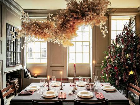 Zara Home Decoracion De La Mesa Para Navidad